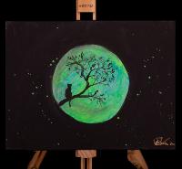 Art-Adventure-Katze-im-Mond