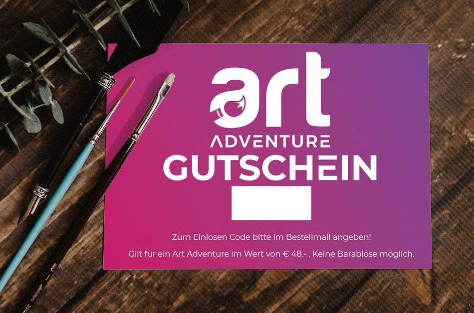 Gutschein Art Adventure