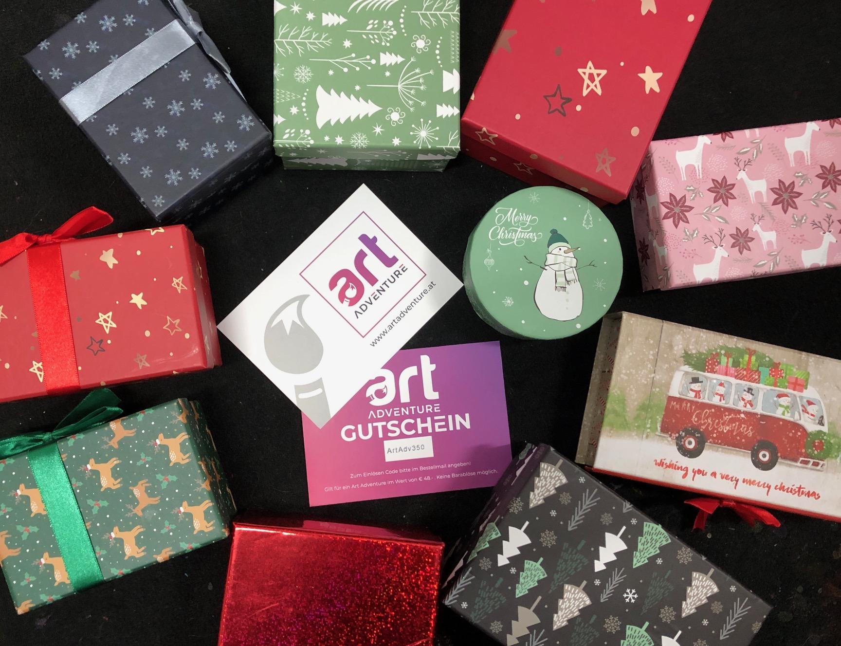 Art Adventure Weihnachtsgeschenk