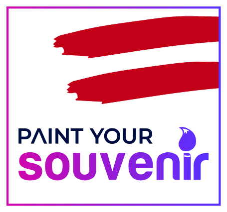 Logo Paint Your Souvenir