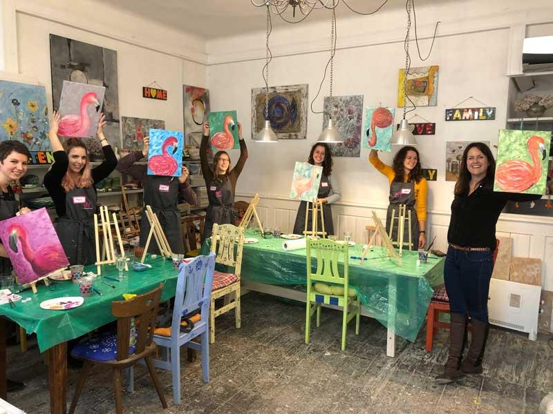 teambuilding art adventure mit media affairs